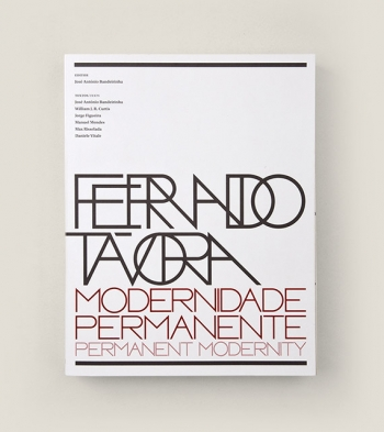 Fernando Távora - Permanent Modernity Exhibition catalogue
